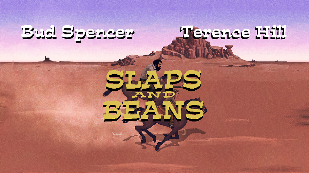 [FOCUS ON] BUD SPENCER & TERENCE HILL - SLAPS AND BEANS 12