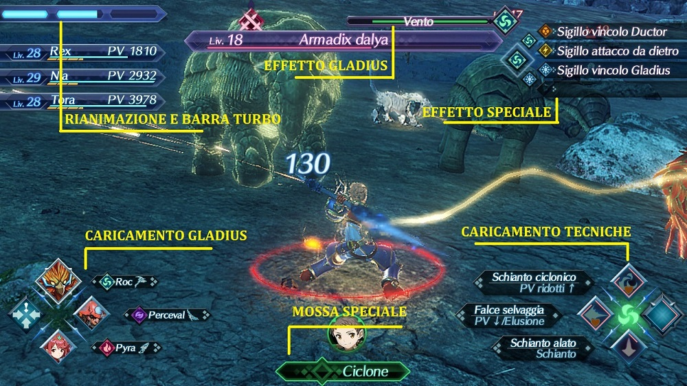 [FOCUS ON] XENOBLADE CHRONICLES 2 (4)