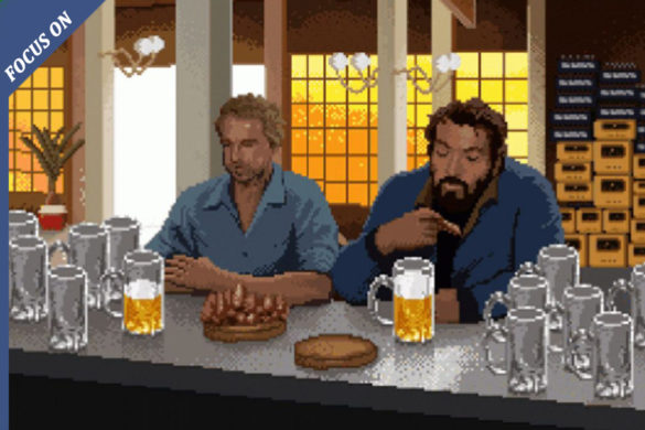 [FOCUS ON] BUD SPENCER & TERENCE HILL - SLAPS AND BEANS