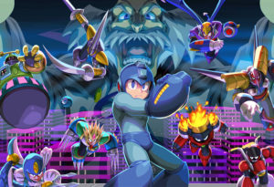 [HOT NEWS] MEGA MAN LEGACY COLLECTION 1-2 IN ARRIVO SU SWITCH! 1