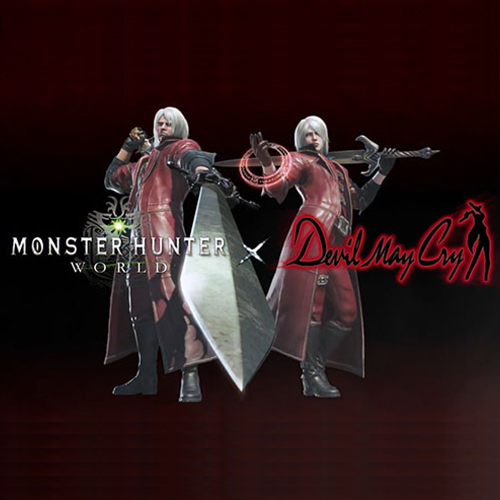 [HOT NEWS] DEVIL MAY CRY IN ARRIVO SU MONSTER HUNTER WORLD COPERTINA