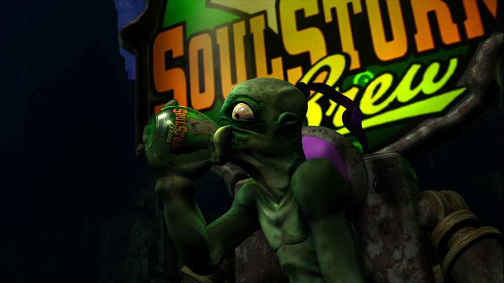 [HOT NEWS] ODDWORLD INHABITANTS E UN INSOLITO TRAILER 03
