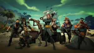 [RECENSIONE] SEA OF THIEVES 01