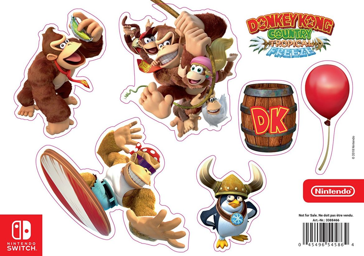 DONKEY KONG COUNTRY TROPICAL FREEZE DISPONIBILE SU AMAZON ITALIA SLIDER (1)
