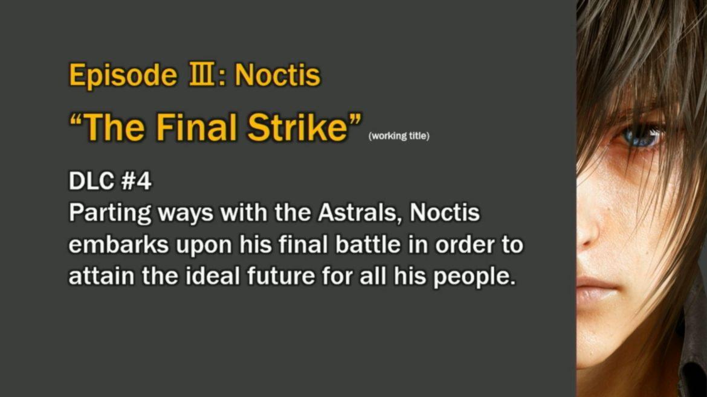 FINAL FANTASY XV. DICHIARATI NUOVI DLC MOD TOOLS E ALTRO 02 (14)
