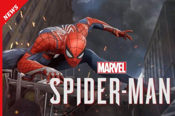 MARVEL'S SPIDERMAN DI INSOMNIAC IL 7 SETTEMBRE SU PS4 COPERTINA