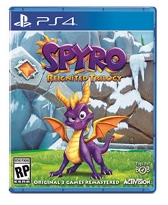 SPYRO REIGNITED TRILOGY PROBABILE LEAK SULLA REMASTERED. 01