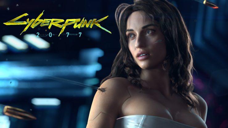 CYBERPUNK E3 2077