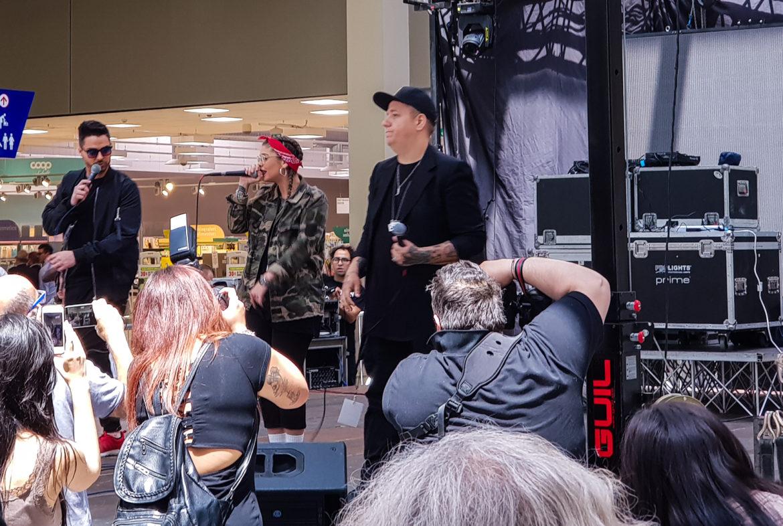 FESTIVAL DEL NERD 2018 MEET & GREET CON SABAKU NO MAIKU 01 (6)