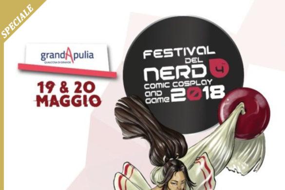 FESTIVAL DEL NERD 2018 MEET & GREET CON SABAKU NO MAIKU COPERTINA