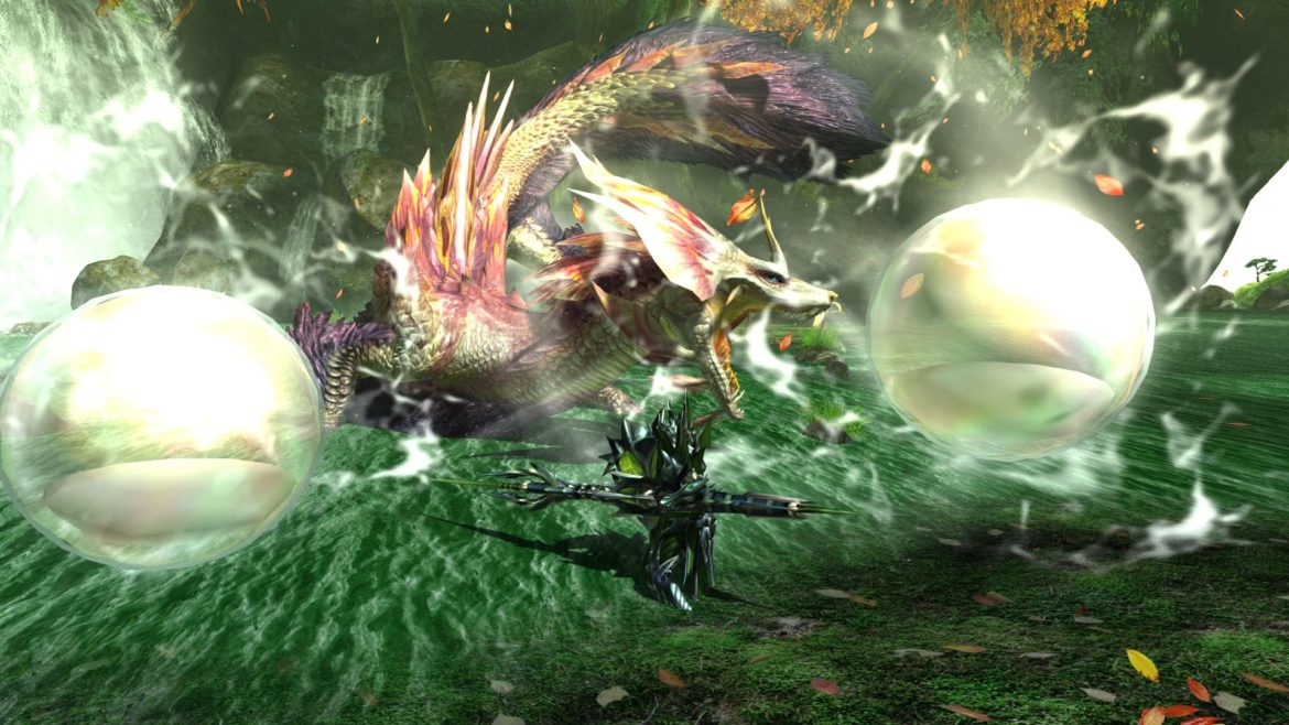 MONSTER HUNTER GENERATION ULTIMATE IN ARRIVO SU SWITCH (5)