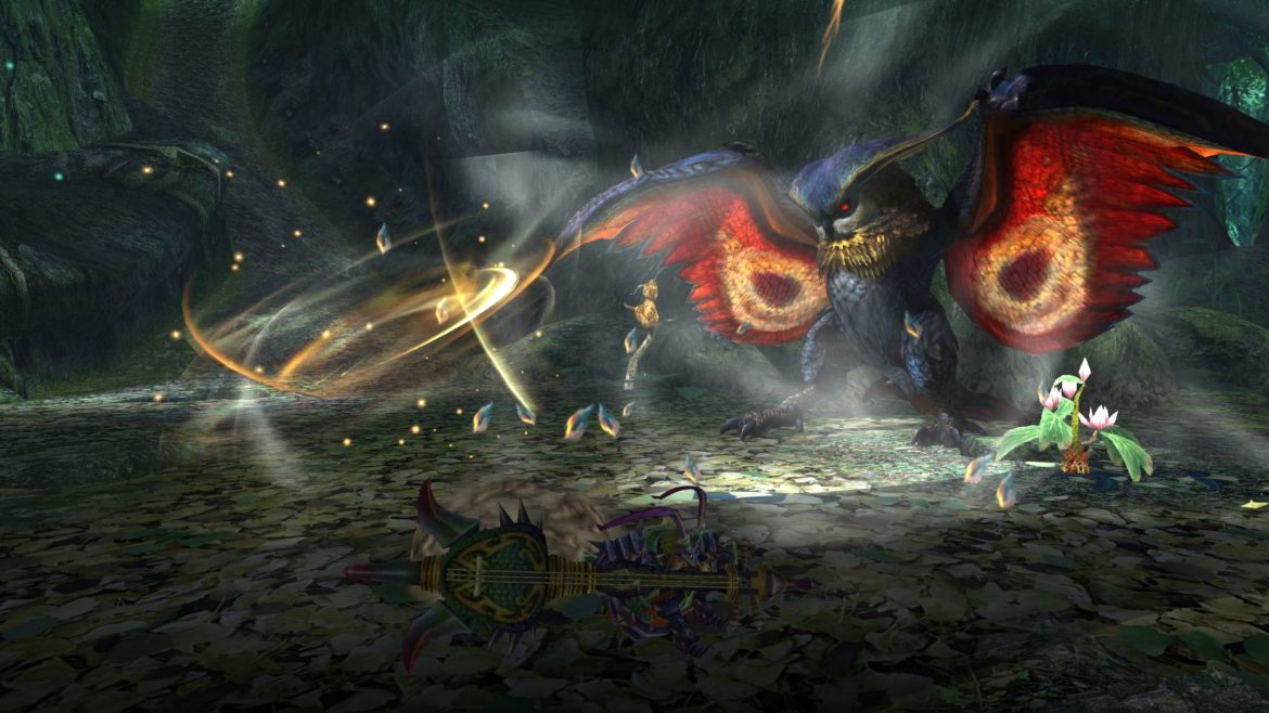 MONSTER HUNTER GENERATION ULTIMATE IN ARRIVO SU SWITCH (6)
