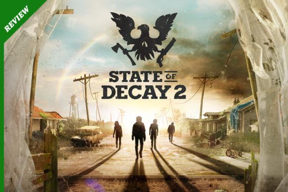 STATE OF DECAY 2 COPERTINA