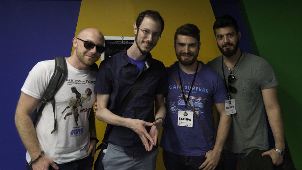 Sabaku - Festival Del Nerd 2018