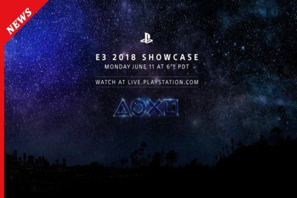 E3 2018: SONY ANNUNCIA DATA E ORA DELLA CONFERENZA-01