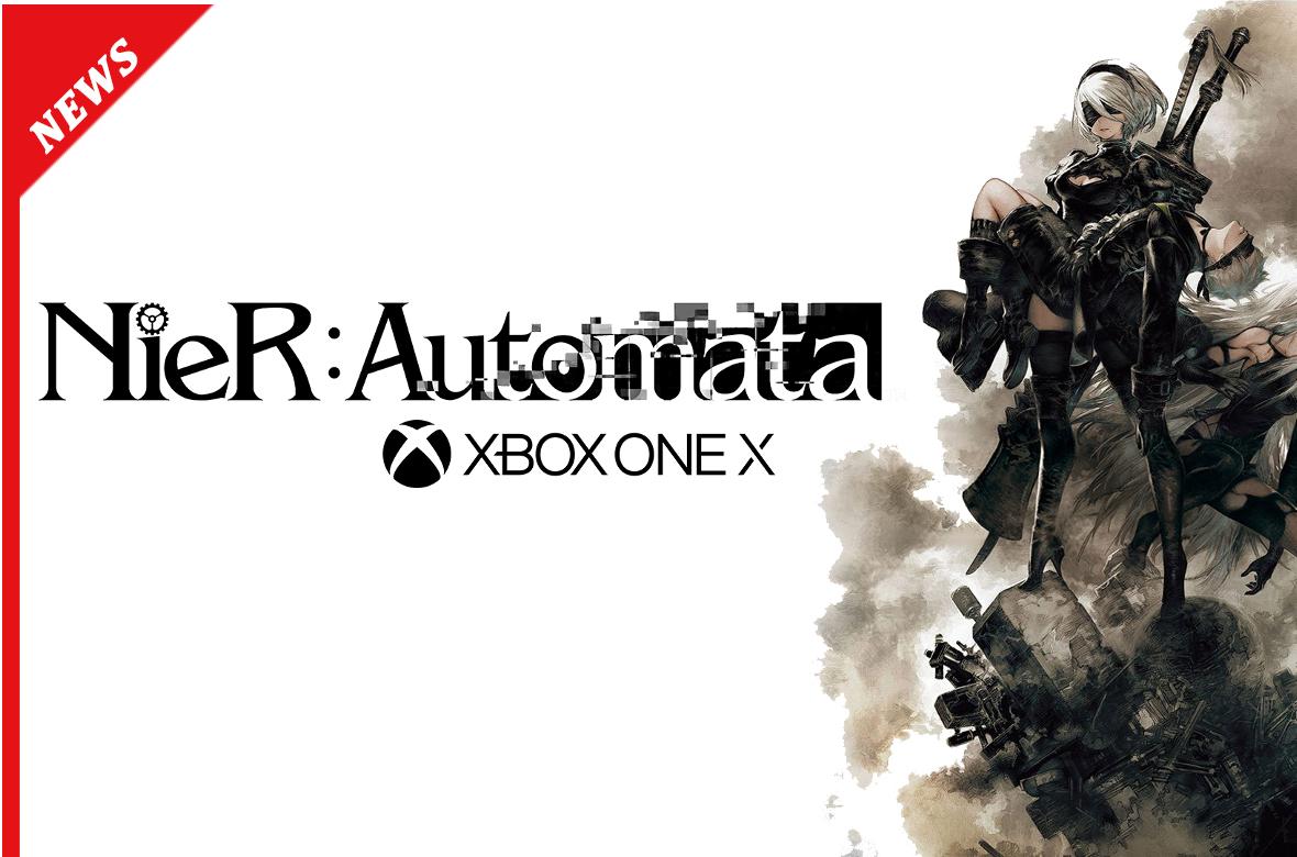 Nier:automata Xbox One X