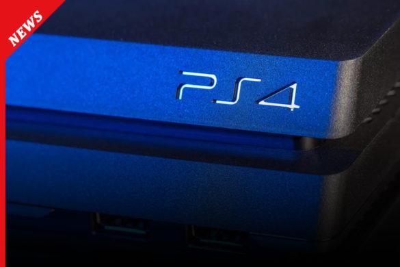 PS4 - Un messaggio che blocca il sistema - Copertina