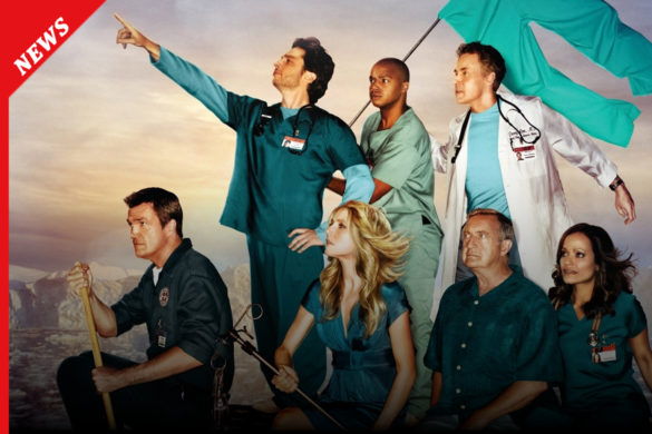 Scrubs News