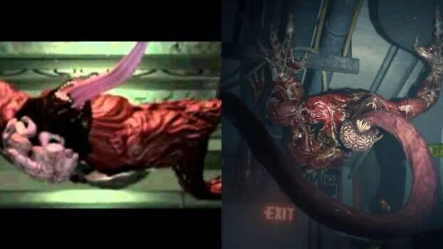 Comparativa Resident Evil 2 Remake News 4