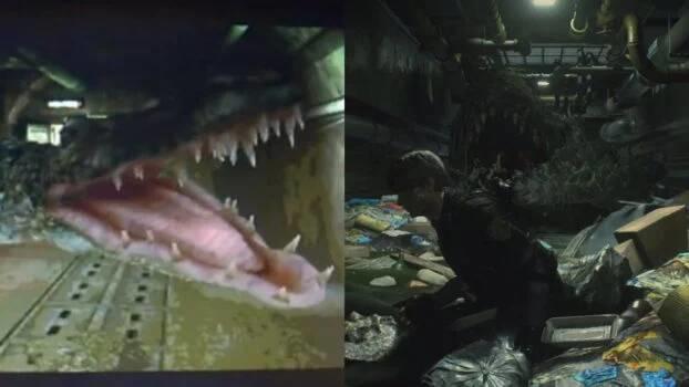 Comparativa Resident Evil 2 Remake News 5