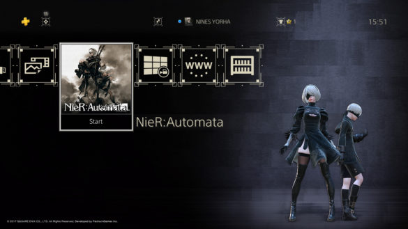 Game of the YoRha 1
