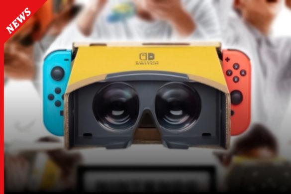 Nintendo Labo 4 Toy-Con