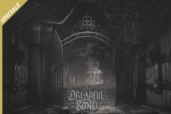 DREADFUL BOND - ANALISI DI UNA TECH DEMO COPERTINA