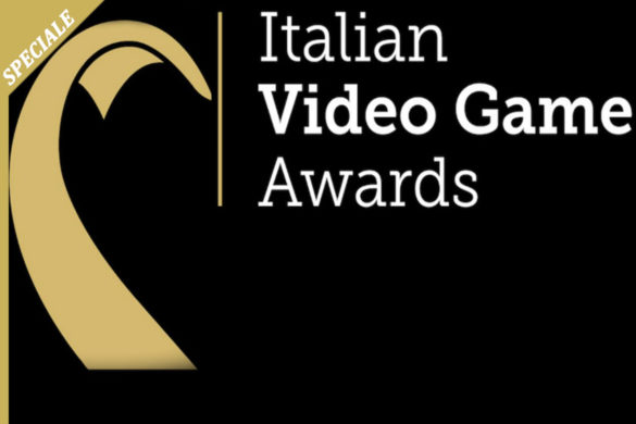 ITALIAN VIDEO GAME AWARDS IVGA - I NOSTRI VINCITORI COPERTINA