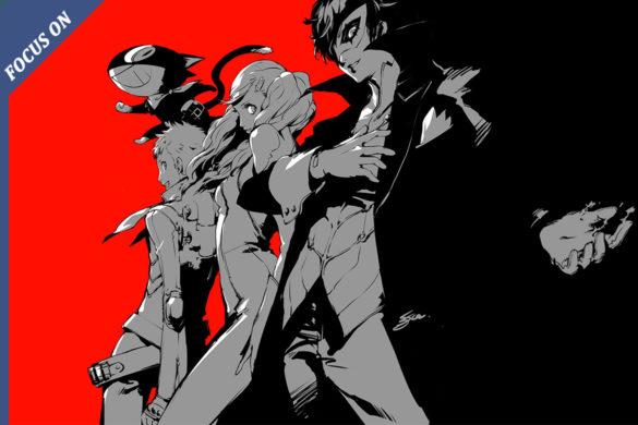 Persona 5 - Vol 1 Immagine Copertina