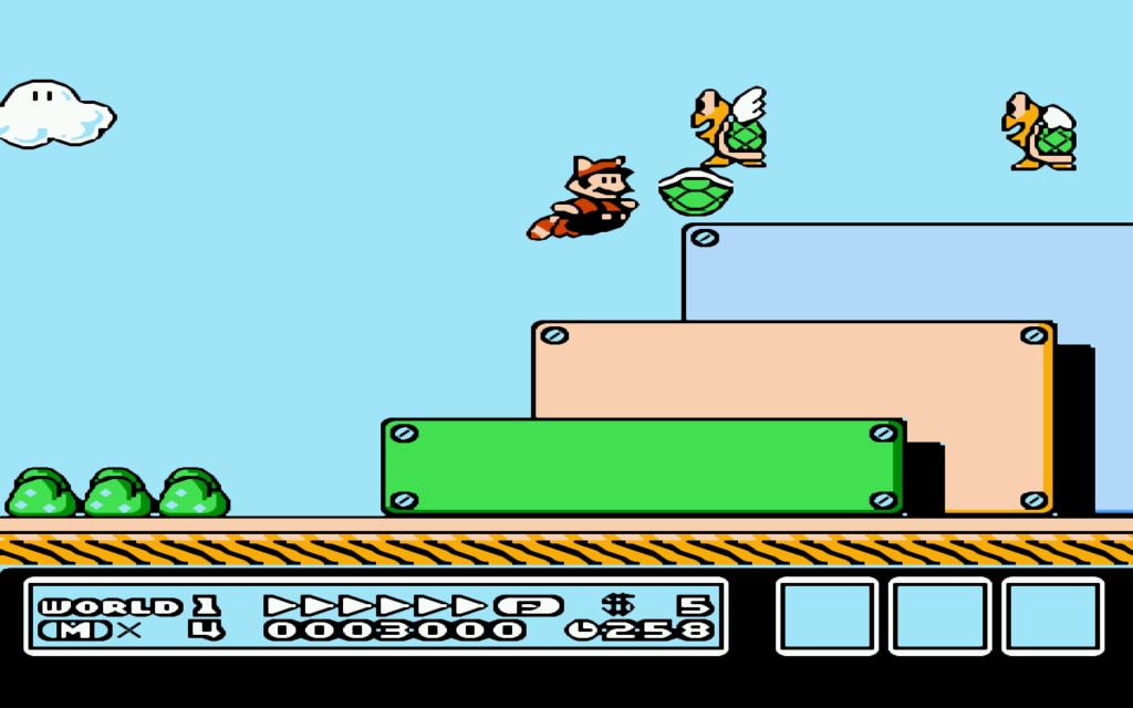 Super Mario Bros 3 3