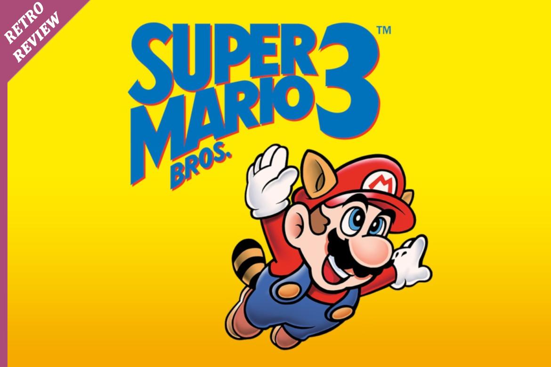 Super Mario Bros 3 Copertina