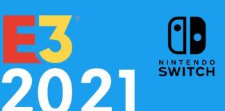 E3 2021 Nintendo Copertina