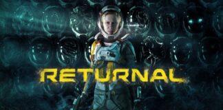 Returnal Copertina