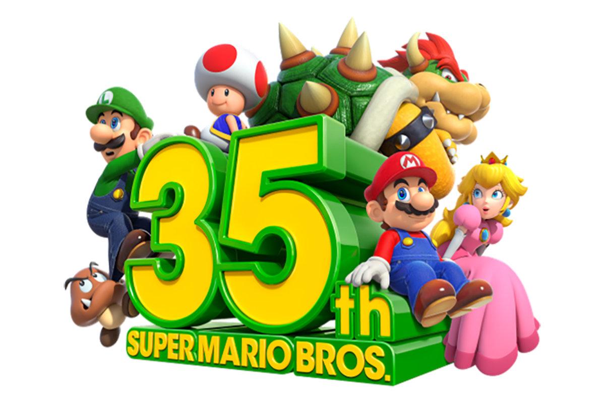 Super Mario 3D 1