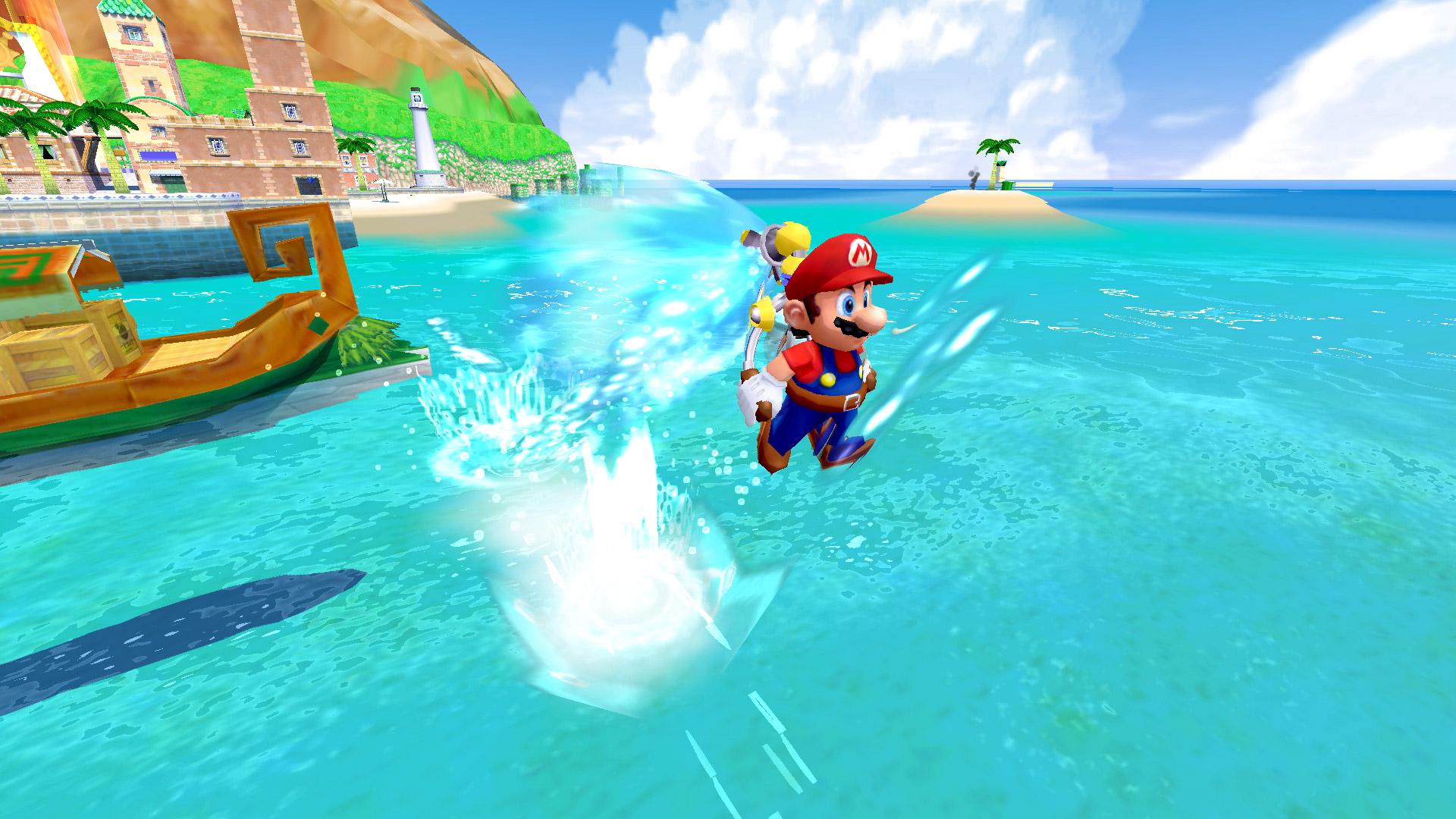 Super Mario 3D 3