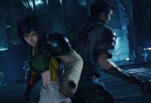 Final Fantasy VII Intergrade Copertina