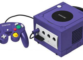 Nintendo Gamecube Copertina